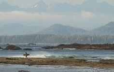 Sanuk teamrider Raph Bruhwiler, Vancouver Island. Photo Adam DeWolfe