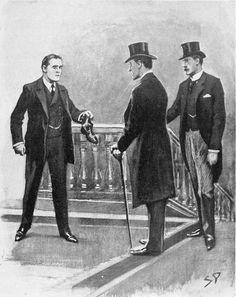 The Hound of the Baskervilles/Chapter 5 Detective Sherlock Holmes, Sherlock Bbc, Arthur Conan Doyle, Sir Arthur, Elementary My Dear Watson, Jeremy Brett, Dr Watson, East Street, Victorian London