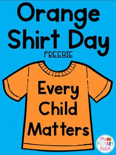 Orange Shirt Day is observed each September 30 to honour Residential School survivors, those who did not survive, and their descendants. It is an opportunity for First Nations, schools and communities across Canada and beyond, to come together in the spirit of reconciliation and hope.