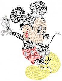 String Art Templates, String Art Patterns, Sequin Crafts, Beaded Crafts, Mickey Mouse Wallpaper, Rhinestone Art, Disney Coloring Pages, Mickey Mouse And Friends, Dot Painting