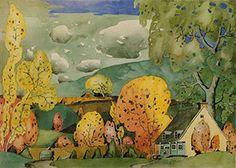 Autumn - Marc-Aurèle Fortin