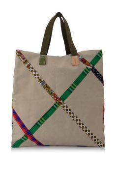 Carmina Campus Karla Medium Patch Bag