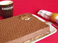 Le Royal Chocolat (entremet, recette Flexipan)