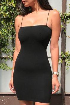 Cmo combinar un vestido negro - Outfit vestido negro - Cmo combinar un vestido negro – Outfit vestido negro Source by binkuyy - Tight Dresses, Sexy Dresses, Casual Dresses, Short Dresses, Fashion Dresses, Women's Fashion, Bride Dresses, Stylish Dresses, Elegant Dresses