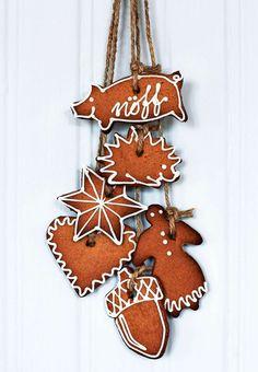 Inget skapar julstämning som att baka pepparkakor! Testa vårt klassiska recept med en läcker liten twist! Foto Susanna Blåvarg. http://www.lantliv.com/mat-vin/ljuvliga-pepparkakor/