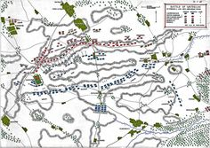 Map of the Battle of Waterloo at on June Ney's Great Cavalry Attack: map 2 by John Fawkes Waterloo 1815, Battle Of Waterloo, Napoleonic Wars, 100th Day, Alter, Map, 18th, June, Google Search