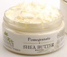 shea butter...