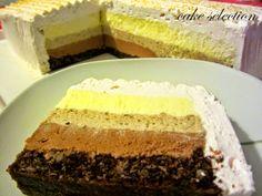 cake selection: Torta Mrena