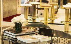 Get Living Room Solutions at Maison et Objet Paris September Edition Dining Room Inspiration, Interior Design Inspiration, Dining Room Sets, Dining Room Design, Mid Century Living Room, Paris Design, Best Dining, Living Room Decor, Room Ideas