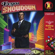 Looks like it might be a bit harder to find Vegas Showdown, but I definitely need to pick it up someday.