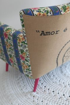Anabanana Design - Portuguese designer and crafter. She uses Portuguese artisans and makers to produce her collections.