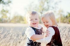 Toddler Twin Photography   Napa Family Portrait Photographer