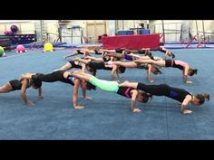 ▶ More fun with core conditioning! - YouTube