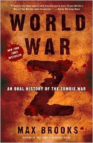 recently read this. great book and an interesting take on the zombie genere. get ready people.