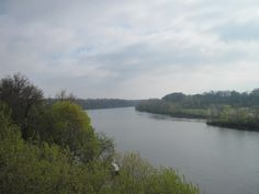 I grew up looking at the Fox River when I lived in Green Bay, and I still find it beautiful in Appleton.