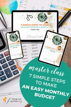 Easily create a budget you can stick to with step by step instruction and examples on how to set it up and stick with it so you can save money and pay off debt. Household Expenses, Household Budget, Weekly Budget, Monthly Budget, Making A Budget, Create A Budget, Paying Off Student Loans, Paying Off Credit Cards, Budget Planer