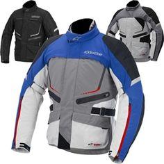 Alpinestars Valparaiso Drystar Motorcycle Jackets