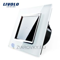 Moderný dotykový vypínač č.1 v bielom prevedení (2) Led, Electronics, Phone, Telephone, Mobile Phones, Consumer Electronics