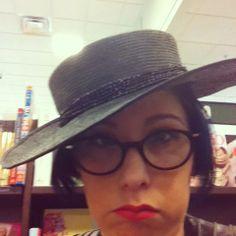 Work In Progress by AMANDA G. JOYNER millinery #hats #HatAcademy