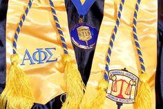 Alpha Phi Sigma- National Criminal Justice Honor Society