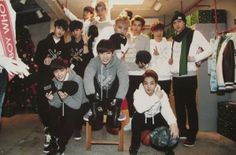 Exo for BWCW