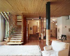 Villa Mairea, Noormarkku 1937-1939 by Alvar Aalto. Photographed by Kim Zwarts, 1998.