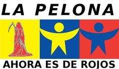 """""""La Pelona Roja"""", Junio 2011.  Luego de la muerte de varios personajes cercanos al gobierno y del anuncio del presidente acerca de su enfermedad, no se volvió a repetir el lema """"Patria, Socialismo o Muerte"""""""