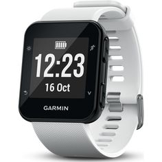 Garmin Forerunner 35 GPS HR Running Watch | White