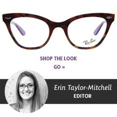 Fit Guide: Glasses for Square Face Shapes | The Look | ClearlyContacts.ca – Eyewear + Fashion