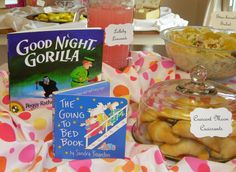 Sweeten Your Day Events: Bedtime Stories Baby Shower