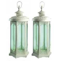 Elinor Candle Lanterns / Set Of Two