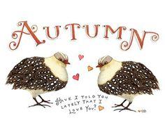 Susan Branch ~ Autumn