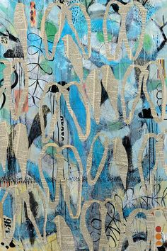 """""""Deuces Wild 1"""" by Judy Paul   Prints available at www.judypaul.com"""
