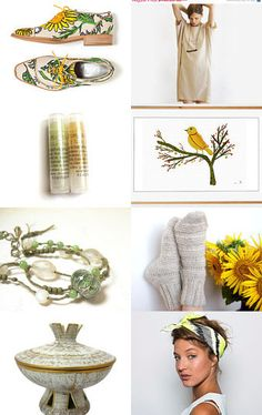 Summer collection by maya ben cohen on Etsy--Pinned with TreasuryPin.com