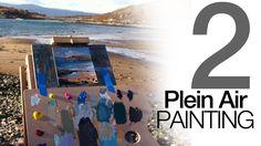 Scott Naismith Plein Air Painting Part 2: Kilfinan