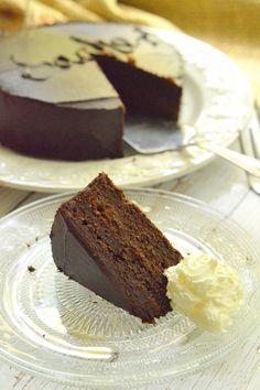 Sacher, Healthy Snacks, Healthy Recipes, Sugar Art, Cukor, Paleo, Cheesecake, Gluten Free, Diet