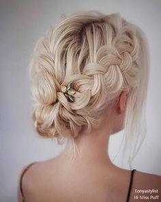 Tonya Pushkareva Long Wedding Hairstyles and Updos – Page 3 – Hi Miss Puff