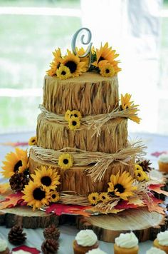 Tree Wedding Cake, Rustic, Cakes by Maryann Birch Wedding Cakes, Wedding Cake Rustic, Rustic Cake, My Perfect Wedding, On Your Wedding Day, Tree Wedding, Fall Wedding, Western Cakes, Pastries