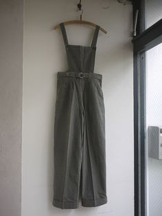 1950s swedish army overall