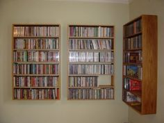 Wall Mounted Cabinets Bookshelves Dvd Shelves Shelving Units