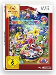 Mario Party 9 - (Wii) (Nintendo Selects)