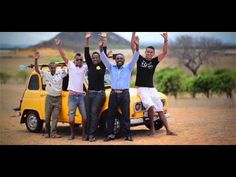 #HAPPYDAY Happy by Pharrell Williams we are from Sainte Marie Madagascar - YouTube