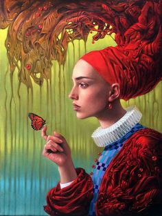 The Sensation of Sympathy 2016 by Michael Cheval
