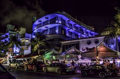Ocean Drive by Todd Leckie on 500px