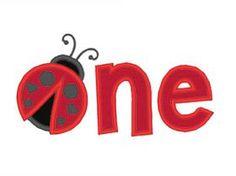 Designs :: Occasions :: Birthday :: Lady Bug One