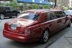 Rolls Royce limo