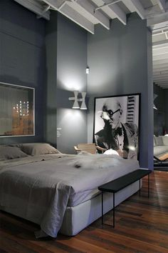 11 stunning bedroom design ideas - Luxury Men Bedrooms