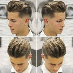 Men's Hairstyle Trends for 2017 - Hairstyles & Haircuts for Men haircuts styles 2016 - Haircut Style Trending Mens Haircuts, Popular Mens Haircuts, Haircuts For Men, Hair Toupee, Mens Toupee, Hair And Beard Styles, Curly Hair Styles, Hair Style Image Man, Hairstyles Haircuts
