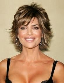 Image result for For Women Over 50 Shag Haircuts for Fine Hair