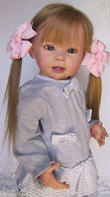 Nancy's Lil Darlings CUSTOM Reborn Bonnie by Linda Murray Toddler Kit  28""